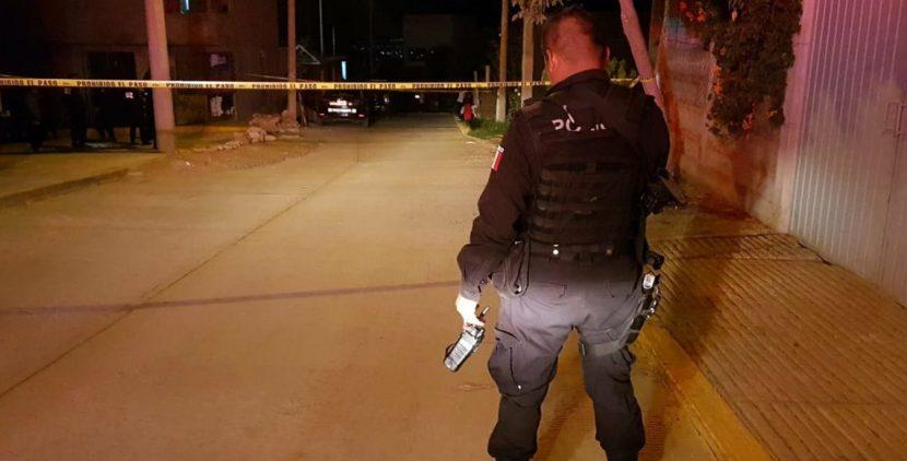 Hallan cadáver en calle de la Ciudad de Oaxaca