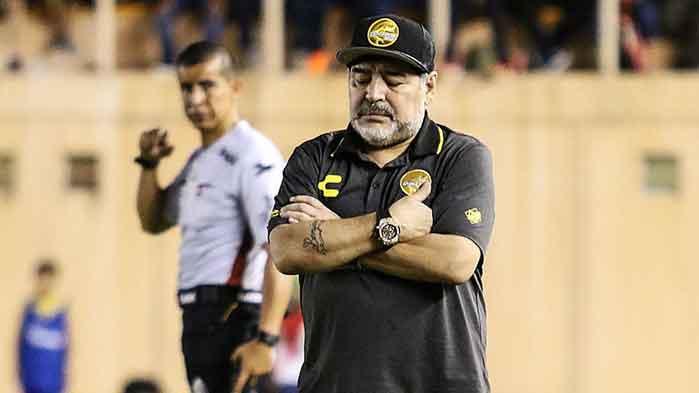 Pierde Maradona en Oaxaca; gana Alebrijes 1-0 a Dorados