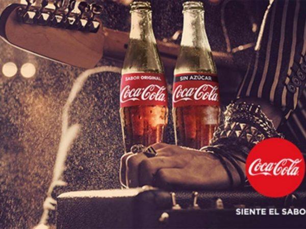 Coca-Cola se pone a dieta… baja 21% calorías en sus bebidas