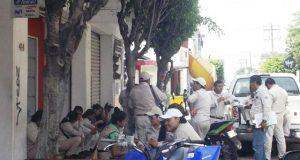 Continúan las carencias de equipo en personal de vectores de Tuxtepec