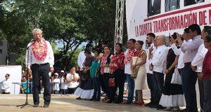 Dávila no presentó las firmas que dijo le llevaría a Obrador