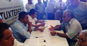Mototaxistas de San Bartolo piden que se autorice solicitud de estudio de factibilidad