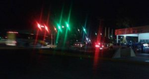 Hay más de dos mil luminarias fundidas en Tuxtepec