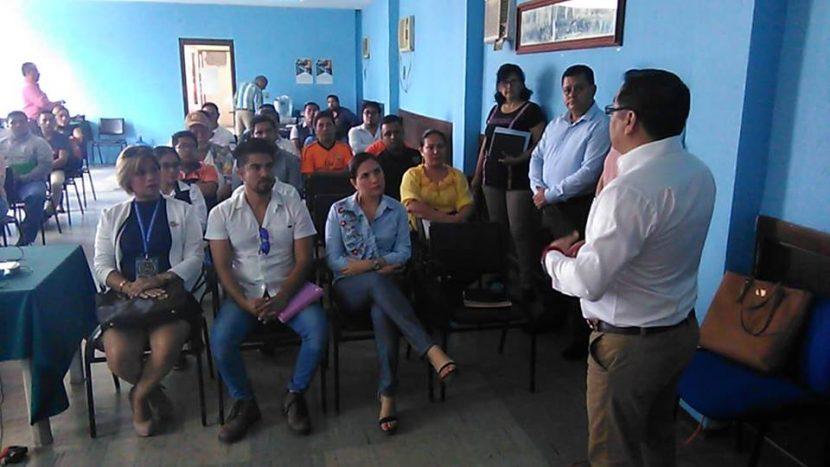Imparten curso sobre delitos de alto impacto a empresarios de Tuxtepec