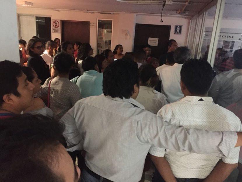 Vicefiscalía se preocupó más por festejos, que por liberar la ciudad: Abogado