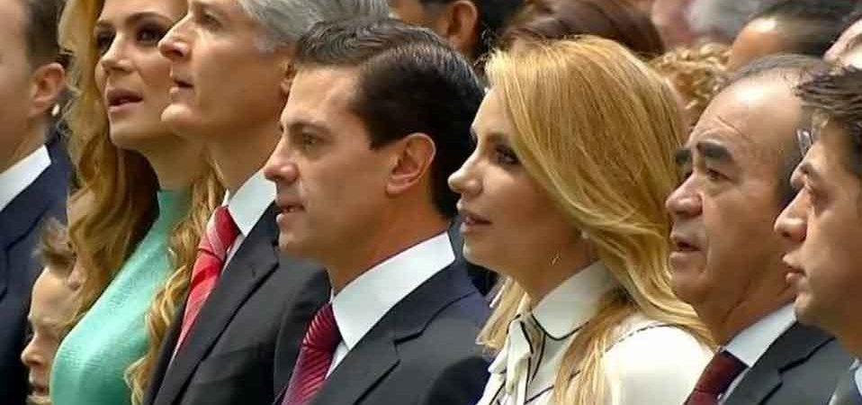 """Peña regresará a vivir a Edomex; """"no causaré molestias"""""""