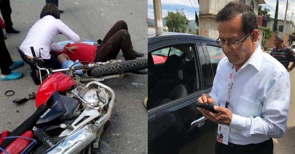 Instruye Alejandro Murat remover del cargo a funcionario que intentó evadir responsabilidad en accidente