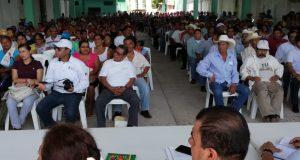 Buscan Foros regionales estrategias de autosuficiencia alimentaria para sustituir las importaciones