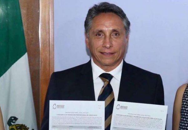 Tribunal Electoral anula triunfo de Manuel Negrete
