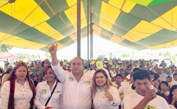 Matan a edil electo de Nopalucan, Puebla