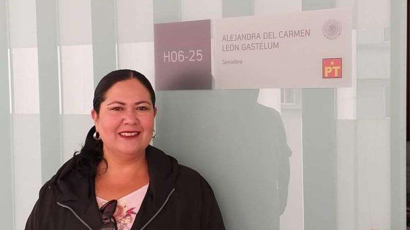 Morena suspende e inhabilita a senadora por caso #LadyChampagne
