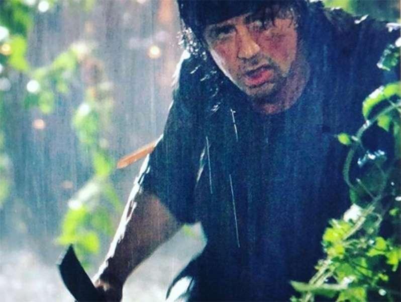 """Stallone inicia filmación para la quinta entrega de """"Rambo"""""""