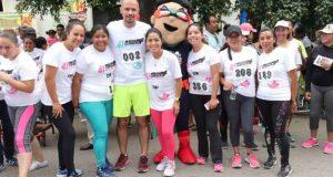 DIF Estatal Oaxaca celebra su 41 aniversario con carrera atlética
