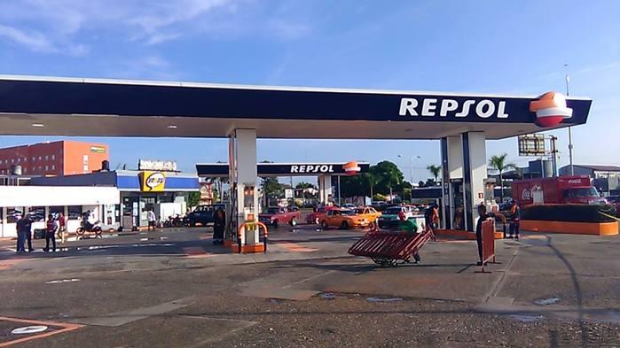 Inauguran gasolinera Repsol en fraccionamiento Costa Verde