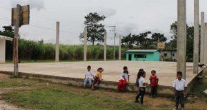 A un año del sismo, en Bethania esperan construcción de Jardín de Niños