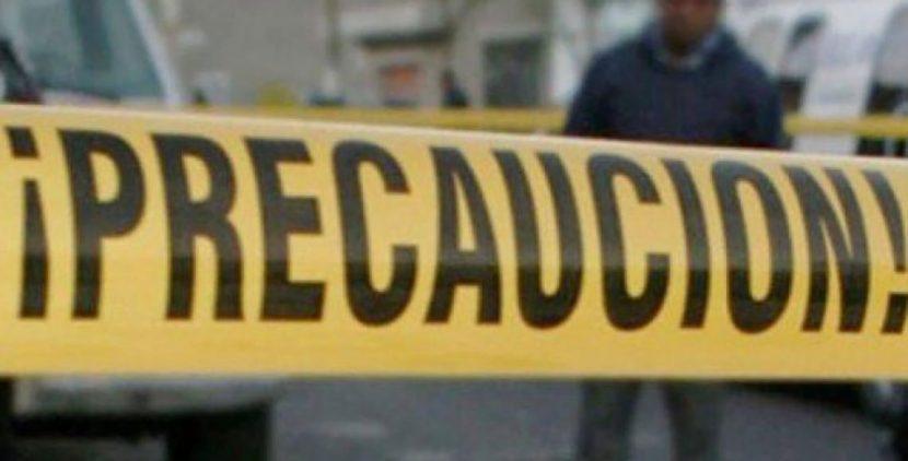 Hallan cadáver dentro de cajuela de taxi en San Pablo Etla