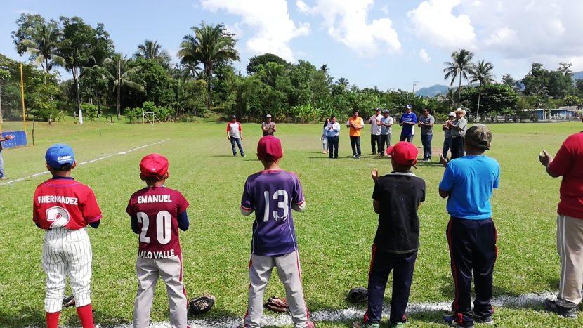 En Valle piden espacio para crear una escuela y una liga de beisbol en categoría infantil.