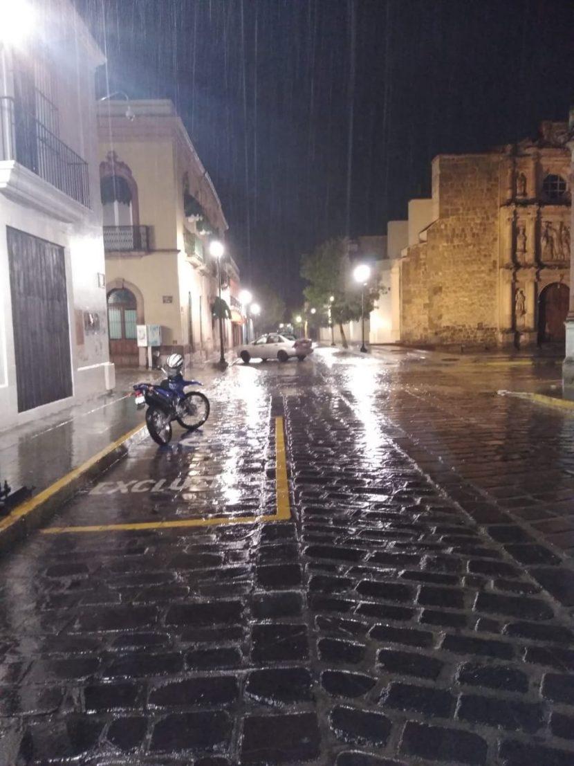 Después de años libera CNTE calles del Centro Histórico