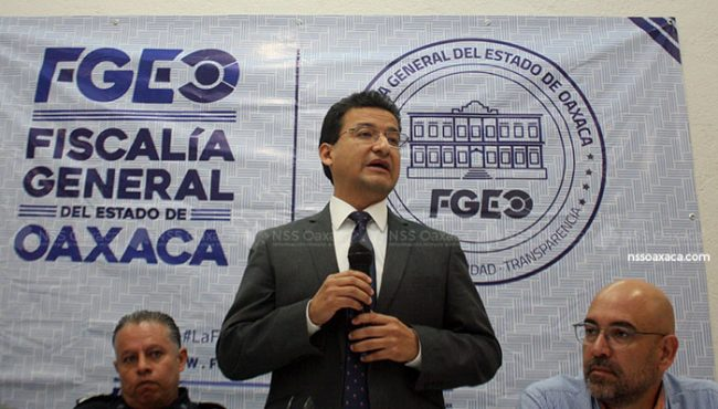 Presenta Grupo de Coordinación Oaxaca resultados en el combate a la delincuencia