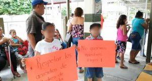 Ante problemas escolares, Gobernación pide a S-22 atenderlos