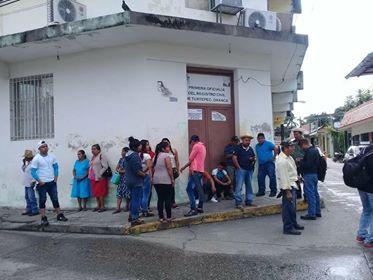 Este lunes, nuevamente COPOC accionará en Tuxtepec