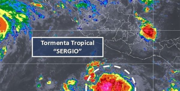 Provocará Sergio lluvias en la Sierra Sur y Mixteca de Oaxaca