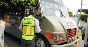 Subirá la tarifa del transporte en Tuxtepec a partir del próximo lunes