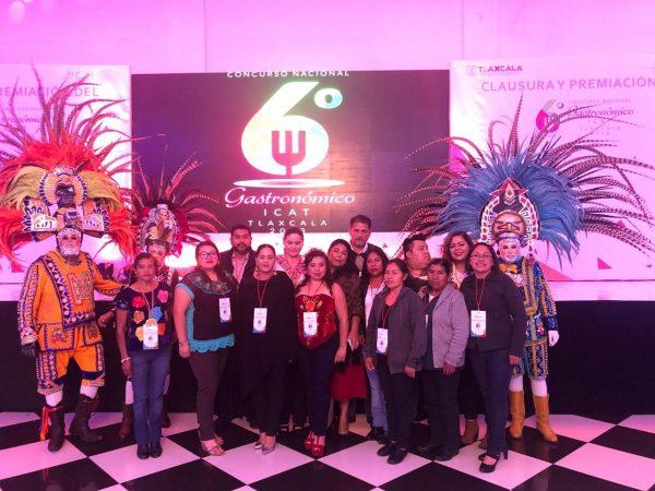 Obtiene Oaxaca primer lugar en Concurso Nacional Gastronómico