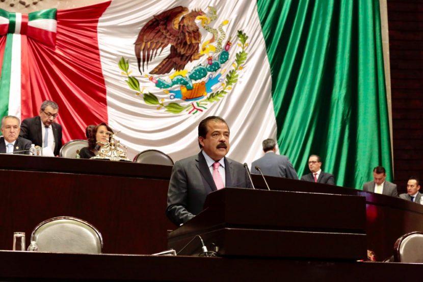 Deja el gobierno de la República un legado social con menos pobreza y reducción de carencias: Eviel Pérez Magaña