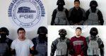Trasladan a Cereso a tres implicados en asesinato de José Andrés Larrañaga
