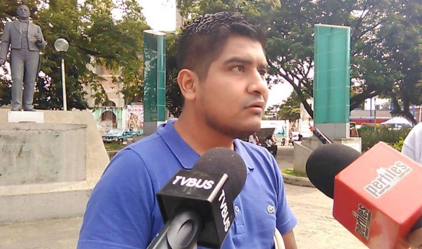Denuncian represalias políticas de Fernando Bautista Dávila contra la colonia El Sureste