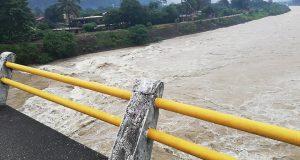 Lluvia no da tregua en Valle Nacional, hay alerta en los habitantes