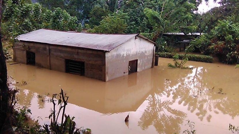 Ocho municipios de la cuenca afectados por las lluvias: Protección Civil