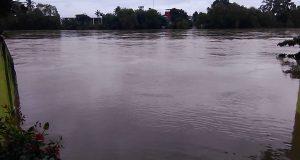 Pese a niveles del río Papaloapan, no hay inundaciones en Tuxtepec