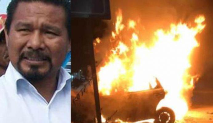 Diputado de Morena culpa a su chofer de ocasionar muerte en choque