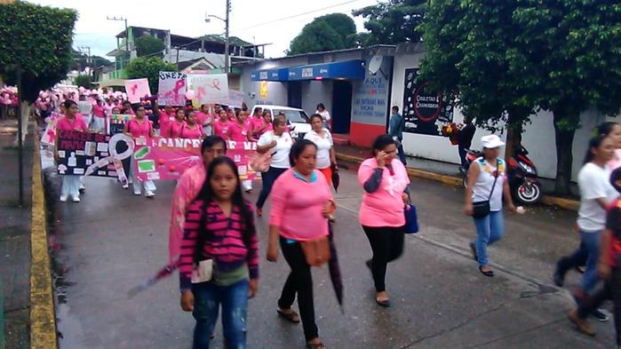 En México son detectados 20 mil nuevos casos se cáncer de mama