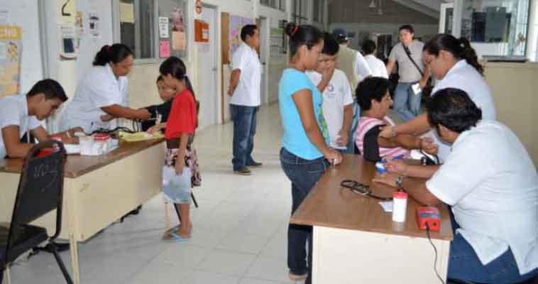 Más de 12 mil familias de Tuxtepec, sin renovar póliza del Seguro Popular