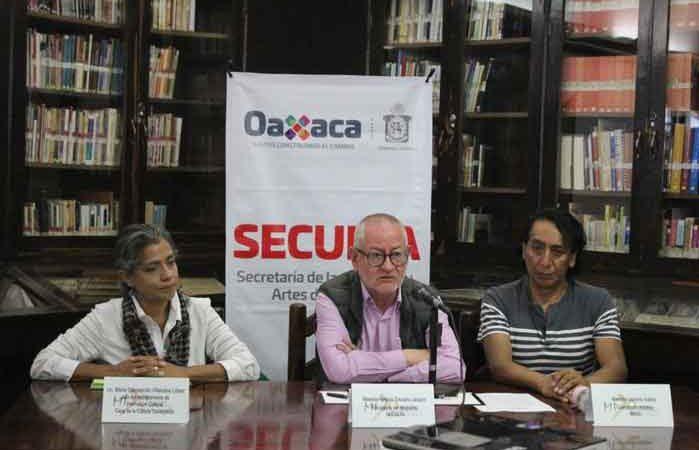 La XX Muestra Internacional de Danza en Oaxaca