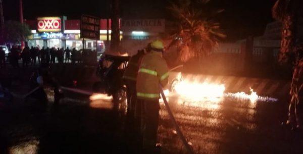 Ocasiona accidente diputado de Morena Cipriano Charrez; 1 muerto