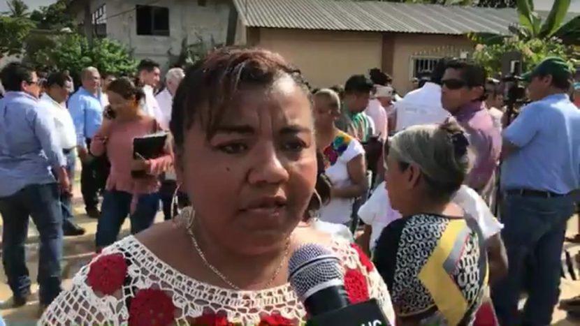Balance en Chiltepec es de 439 familias afectadas por lluvias