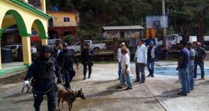 Inician búsqueda de funcionarios desaparecidos en la Mixteca