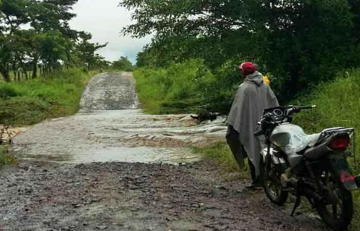 Casi 33 mil damnificados por lluvias en Veracruz