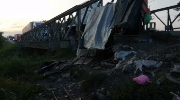 Obra de puente Palo Gacho detenido por omisión del gobierno de Oaxaca: Agente
