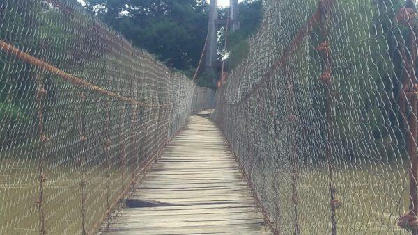 Ya no será en enero, ahora hasta febrero estará listo Puente de San Bartolo