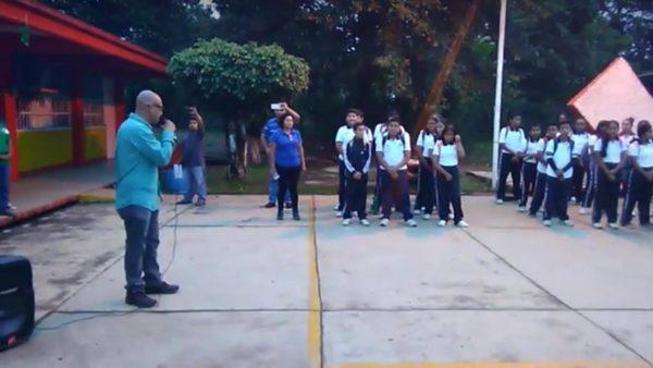 Parcialmente resuelto conflicto en secundaria 120 de Tuxtepec