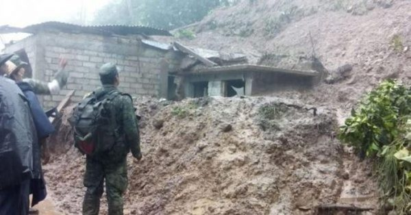 Declaran en emergencia 15 municipios en Oaxaca