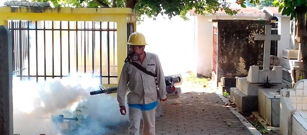 Prevenir el dengue es tarea de todos: SSO