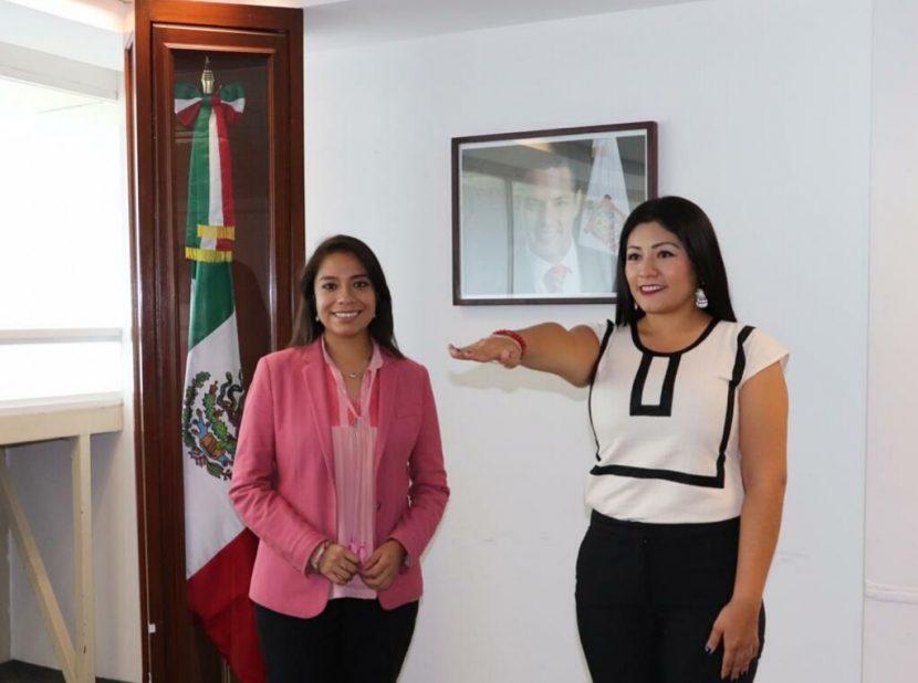Toma protesta  Lizbeth Concha Ojeda como Subsecretaria de Desarrollo Social