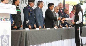 Entregan Premio Estatal del Deporte en Oaxaca