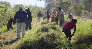 Gobierno de Xoxocotlán y ciudadanía trabajan unidos para rescatar el Río Atoyac